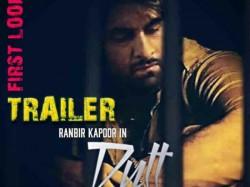 Ranbir Kapoor Dutt Biopic 86 Second Teaser Be Released On 80 Tv Screens