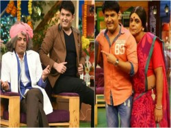 Interview With Sunil Grover On Comedy Cricket Kapil Sharma
