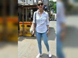 Yami Gautam Visits Bombay High Court Prep Her Role Shahid Kapoor Batti Gul Meter Chalu