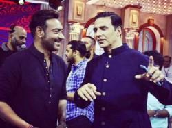Ajay Devgn Raid Premiere Trp Clash With Akshay Kumar Padman