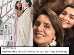Alia Bhatt Andranbir Kapoor S Mom Neetu Kapoor Are Bonding Over Instagram