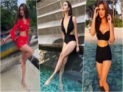 Naagin Actress Aashka Goradia Flaunts Her Abs A Hot Picture