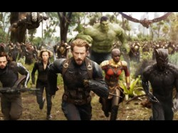 Avengers Infinity War Box Office Collections Weekend