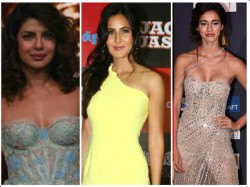 Salman Khan Romance Three Heroines In Bharat