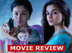 Raazi Review Rating Plot