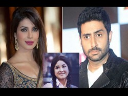 Priyanka Chopra Abhishek Bachchan Play Parents Zaira Wasim In Shonali Bose Next