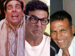 Akshay Kumar Will Be Seen Comedy Avatar Bhagam Bhag Sequel See His Funny Pics
