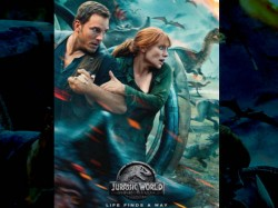 Jurassic World Fallen Kingdom New Poster Release Date