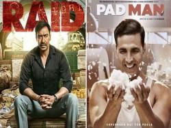 Ajay Devgn Raid Tv Premiere Clash With Akshay Kumar Padman