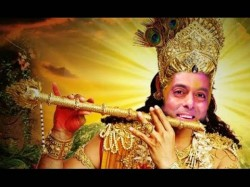 Salman Khan Pitched As Lord Krishna Aamir Khan S Mahabharata
