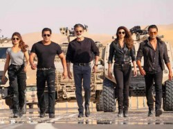 Salman Khan S Race 3 Climax Shot Half The Time 16 Cars Blown To Pieces