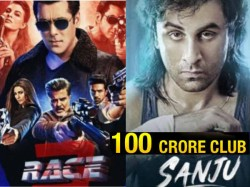 Race 3 Journey Ends With Ranbir Kapoor S Sanju Opening