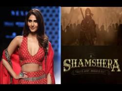 Vaani Kapoor Pair Up With Ranbir Kapoor Shamshera