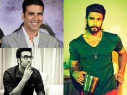 Yashraj Film Has Reportedly Roped Ranveer Singh Ranbir Kapoor Akshay Kumar