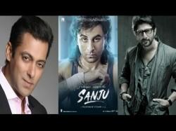 After Salman Khan Arshad Warsi Speaks On Ranbir Kapoor Sanju
