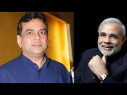 It Will Be Hugely Challenging Role Says Paresh Rawal On Narendra Modi Biopic