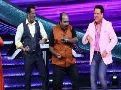 Dabbu Uncle Dance With Govinda Dance Deewane Video