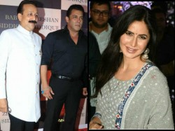 Bollywood Tv Stars Glamours Avatar At Baba Siddique Iftar Party