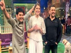 Kapil Sharma Entry Salman Khan Sher Khan