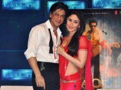 Shahrukh Khan Kareena Kapoor Play Husband Wife Salute