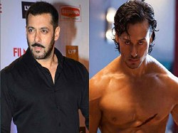 Tiger Shroff Says I Am Definitely Not In Competition With Salman Khan