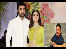 Rishi Kapoor Has This Say About Ranbir Kapoor Alia Bhatt S Relationship