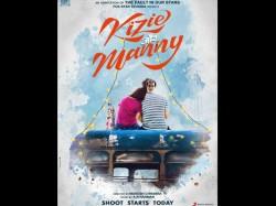 First Look Sushant Singh Rajput Starer Kizie Aur Manny