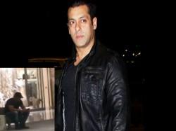 Salman Khan Spotted Chilling A Dubai Mall Video Goes Viral