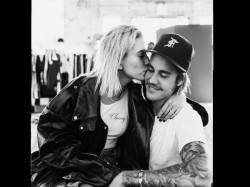 Justin Bieber Hailey Baldwin Confirm Their Engagement With Romantic Love Notes