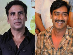 Akshay Kumar Ajay Devgn In Competition Signing Back To Back Films
