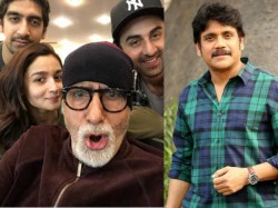 Amitabh Bachchan Treats Brahmastra Team With Vada Pav Samosa Bulgaria