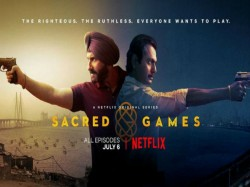 Pankaj Tripathi Play Main Villain Sacred Games Season