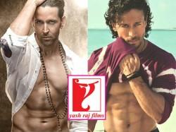 Hrithik Roshan Tiger Shroff Starrer Yrf Next Go On Floor