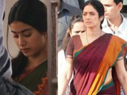 When Jahnvi Kapoor Saw Glimpse Sridevi While Shooting Dhadak