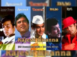 Rajesh Khanna Death Anniversary Only Bollywood Superstar Ho Have 15 Consecutive Hits