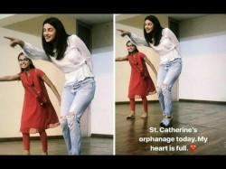 Nick Jonas Heart Is Full After Watching Priyanka Chopra Dance To Tune Maari Entriyaan An Orphanag