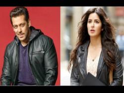 Salman Khan Disclosed That Katrina Kaif Signed New Film With Yashraj Banner