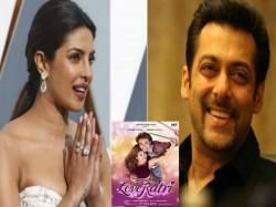 After Quitting Bharat Priyanka Chopra Sends Wishes Salman Khan Loveratri Team