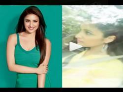 Priyanka Chopra Nick Jonas Engagement Parineeti Chopra Goes Desi Yellow For The Roka Ceremony