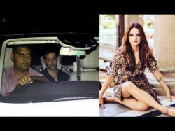 Hrithik Roshan Attends Sussanne Khan S Father Sanjay Khan S Eid Party