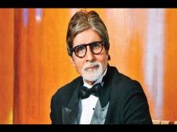 Amitabh Bachchan Is Doing 6 Films Back To Back