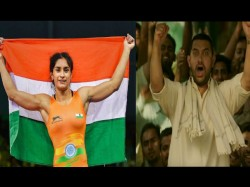 Vinesh Phogat S Gold Medal Win Makes Aamir Khan Say Mhaari Chhoriyan Chhoron Se Kam Hai Ke