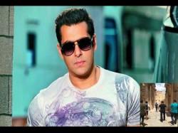 Salman Khan Walks With Swag On The Sets Bharat Malta