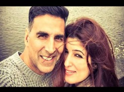 Akshay Kumar Trolls Twinkle Khanna Says Looking At Her 14 Films Writing Has Her Best Decision