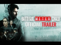 Batti Gul Meter Chalu Trailer Shahid Kapoor Fights Corrupt System With Bad Accent
