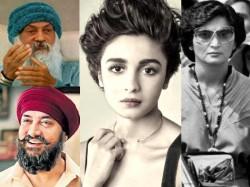 Karan Johar S Osho Biopic Aamir Khan Osho Rajneish Alia Bhatt Maa Anand Sheila