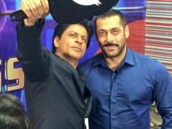 Shahrukh Khan Ted Talks 2 Trp War With Salman Bigg Boss