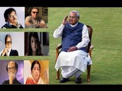 Atal Bihari Vajpayee Amitabh Bachchan Priyanka Chopra Lead Film Industry Tributes For Former Pm
