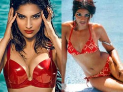 Bollywood Top 10 Actress Red Hot Avatar Bikini