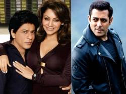 Salman Khan Says Shahrukh Khan Gauri Khan Are The Power Couple Of Bollywood